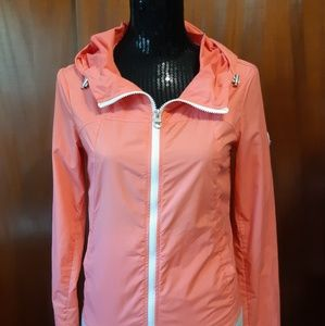 Bench Coral Hooded Windbreaker Size Xs